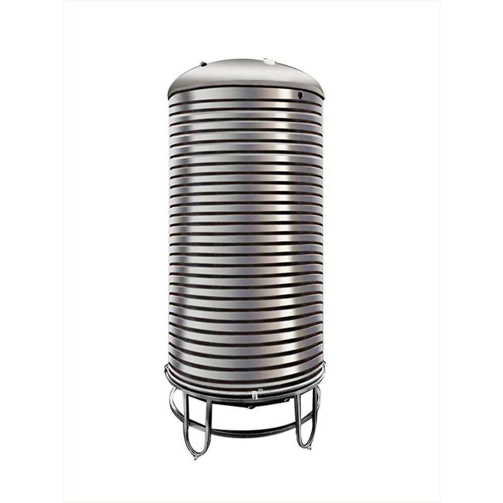 【直郵到府-環保型大容量儲水塔】304不銹鋼水箱家用立式加厚水塔儲水蓄水桶太陽能樓頂廚房儲水罐【儲水塔】