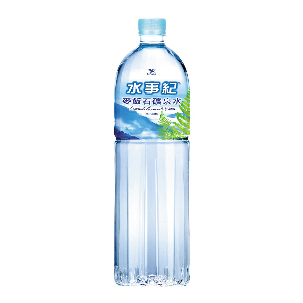 水事紀麥飯石礦泉水PET1500ml x12入團購組【康是美】