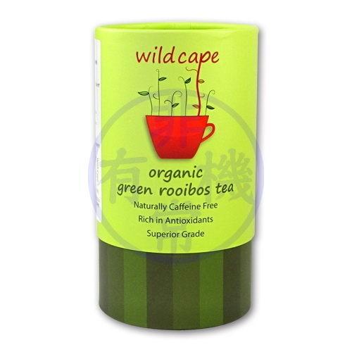 Wild Cape 野角 南非博士茶 綠茶 未發酵 40包/罐