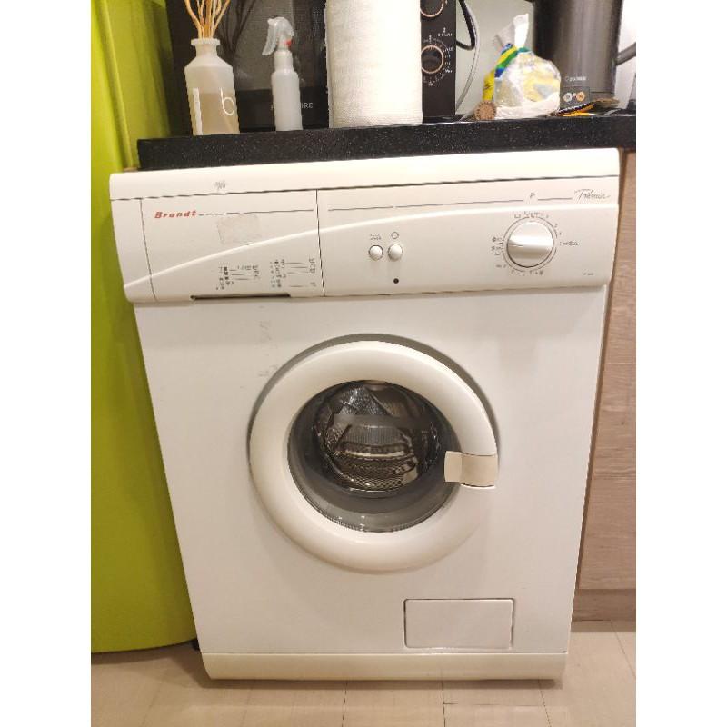 白朗 BF-509T 前置式滾筒洗衣機