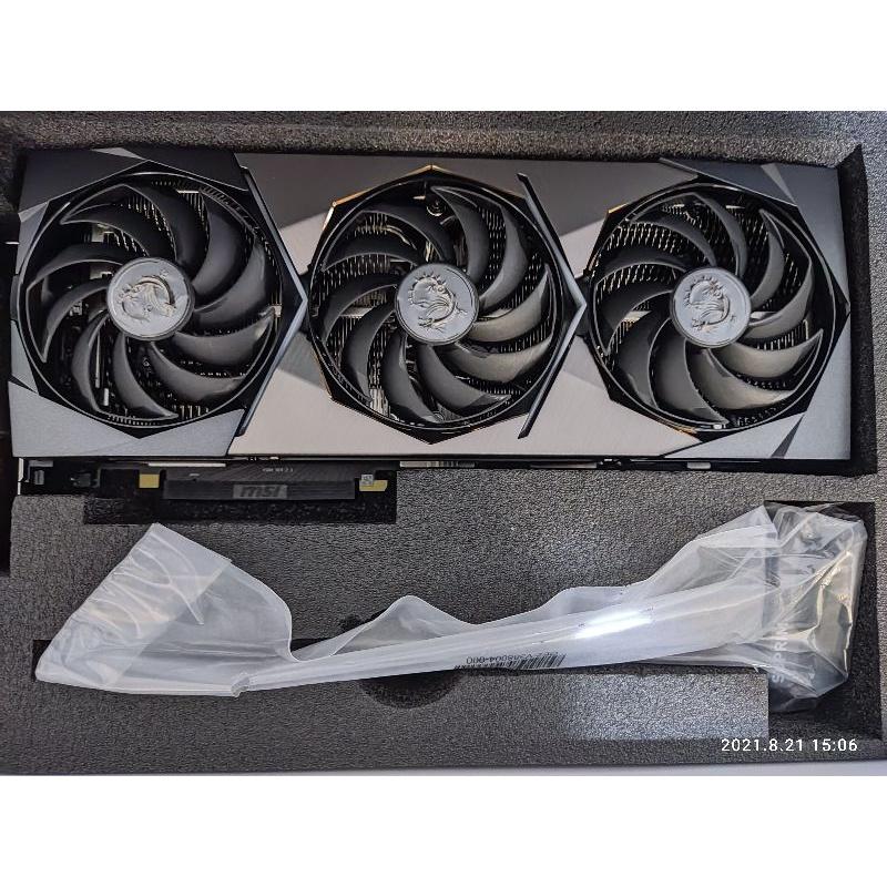 MSI 華碩 ROG STRIX RTX3080 O10G WHITE V2 RTX3070 RTX3090 鎖算力帝版