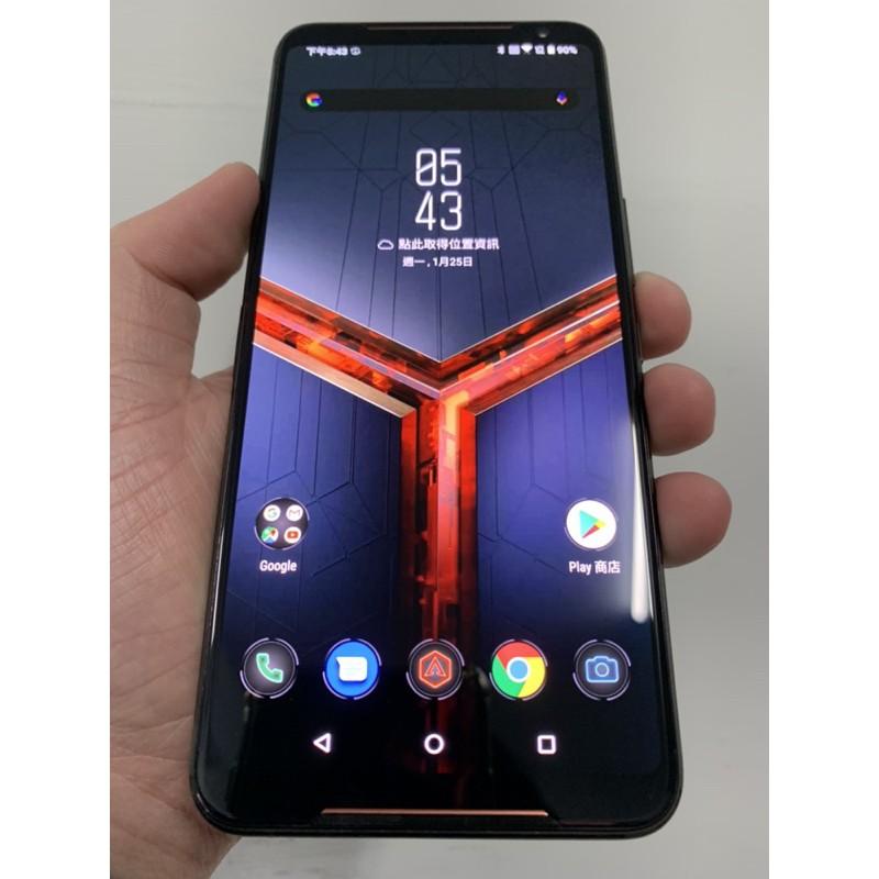 Rog2 ASUS ROG Phone II 二代 ZS660KL 華碩 12G+512G 電競 手機 台南