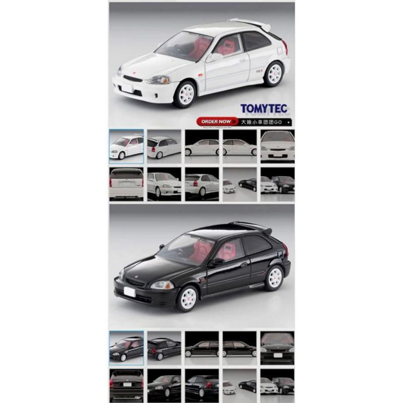 社團預約賣場 ◇ Tomytec TLV 1/64 Honda CIVIC EK9