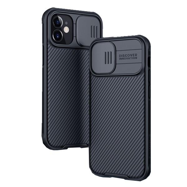 耐爾金 NILLKIN 蘋果12 iPhone 12 Mini/12/Pro/Max 手機推蓋 保護殼 防摔殼 防撞
