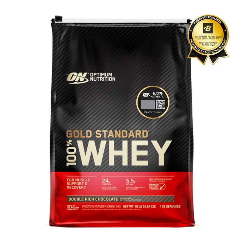 ON 美國歐恩 奧普特蒙 金牌濃縮乳清蛋白10磅 宙斯健身網