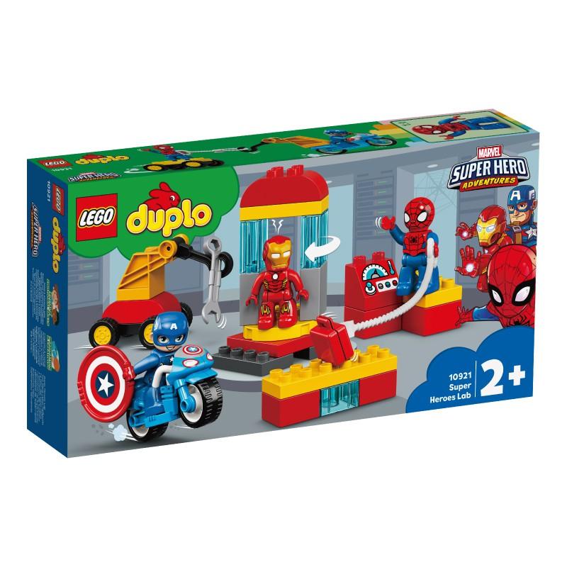 樂高LEGO10921 超級英雄實驗室 玩具反斗城