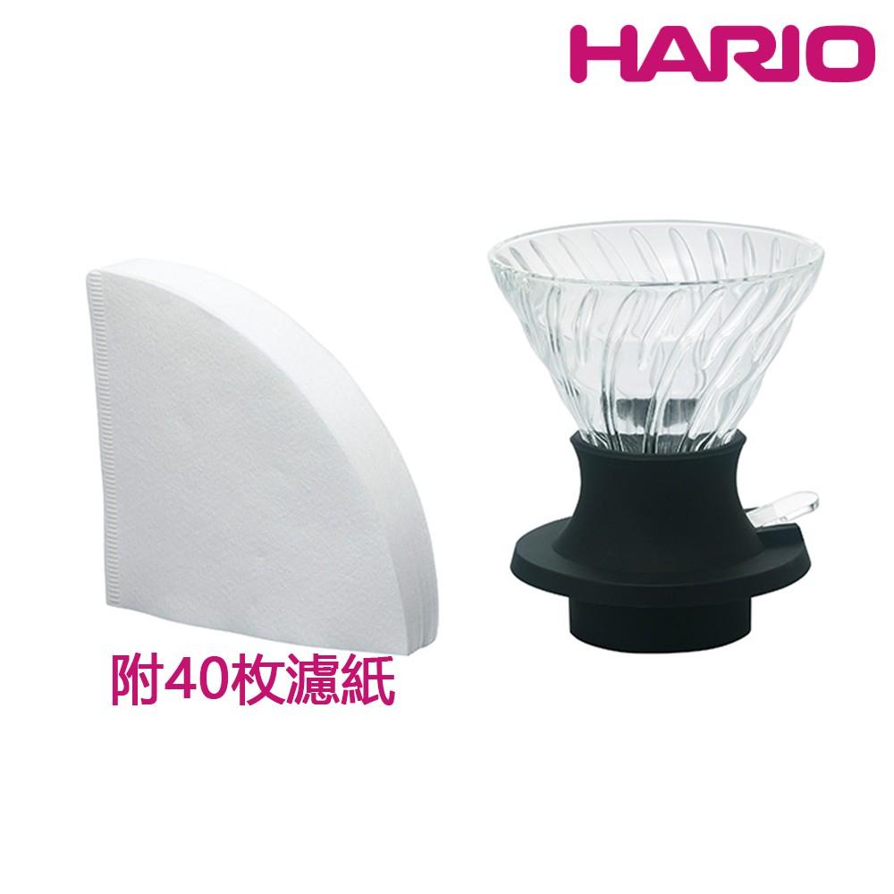 HARIO 浸漬式聰明濾杯組(SSD-200B/360B)