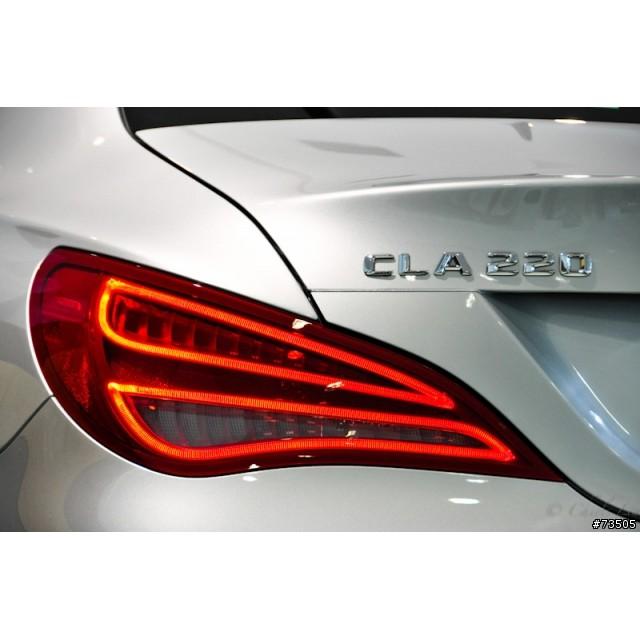 - 現貨出清 - BENZ 賓士 W117 CLA LED 原廠 蝴蝶尾燈 尾燈 CLA200 CLA250