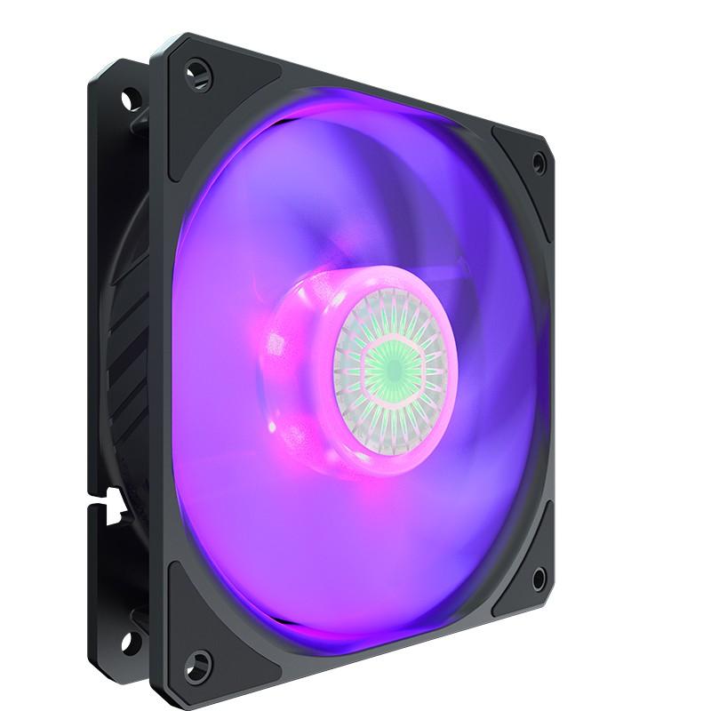 Cooler Master/酷冷至尊 漩渦SF120 RGB 12CM PMW溫控風扇