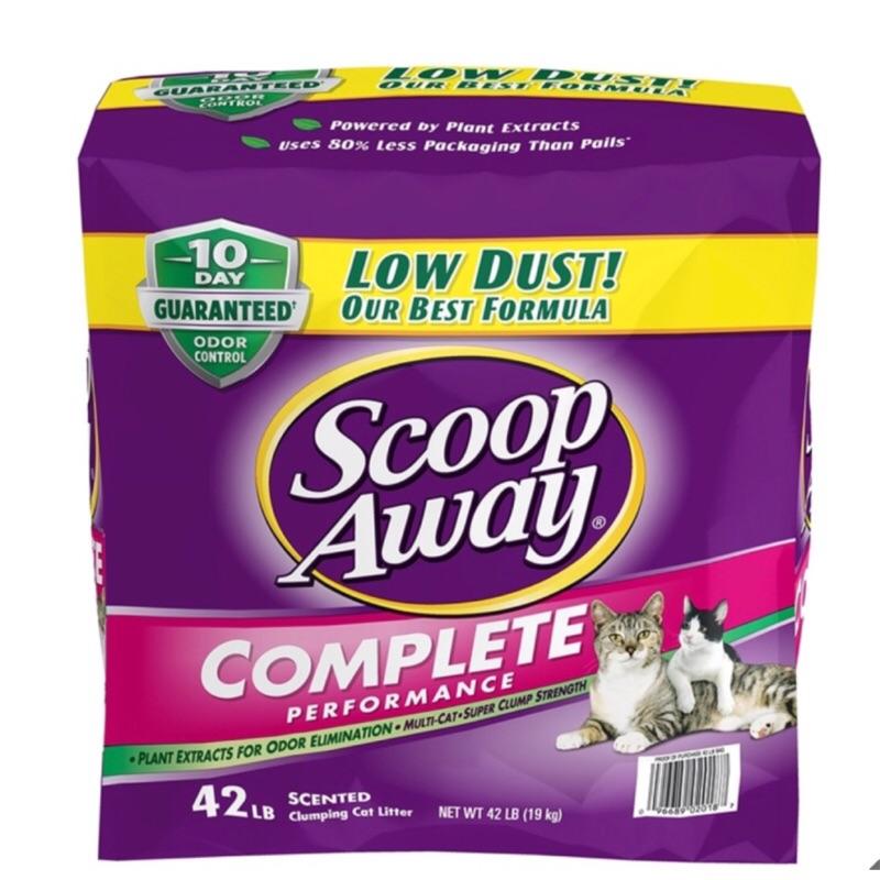 🏅 Costco好市多代購/Scoop Away 超凝結貓砂 19公斤
