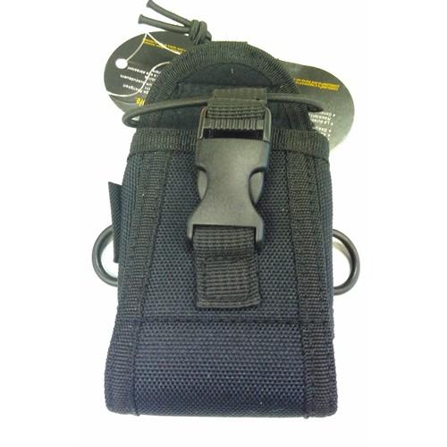 無線電背套 三點式背帶( 胸前 側背 腰掛 ) 保護套 登山 工地 保全 旅行 無線電對講機專用