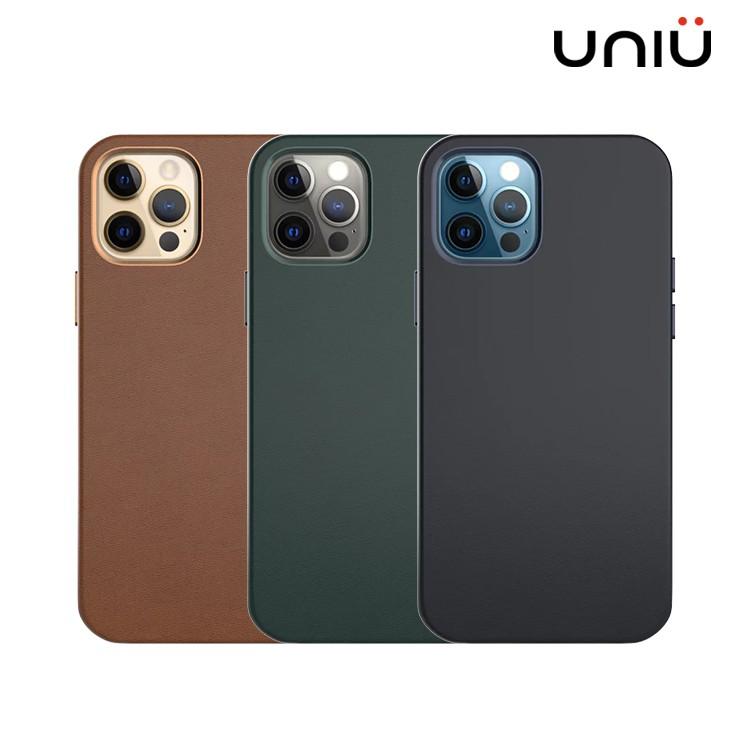 UNIU   CUERO 全包皮革保護殼   iPhone 12 mini/12 Pro/12 Pro Max