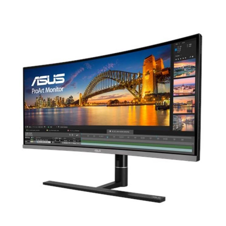 『免運』 華碩 ASUS PA34VC 34吋曲面 IPS HDR 黑色 曲面液晶螢幕 電腦螢幕 電競螢幕 顯示器
