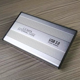 2.5吋鋁合金全新 硬碟外接盒 SATA 介面 to USB3.0 SATA硬碟外接盒(三重可自取) 台北市