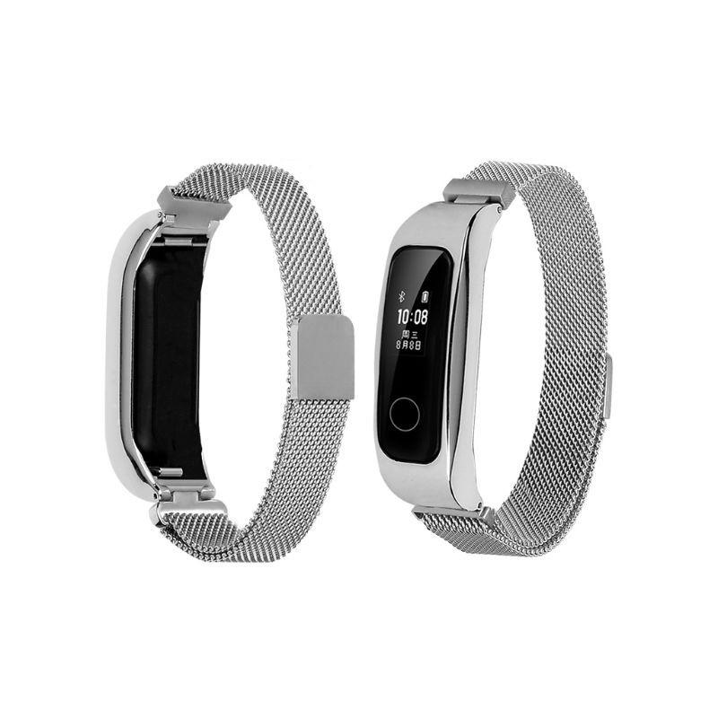 Uta ♥適用於華為 3e / Honor Band 4 跑步版的智能手錶帶腕帶錶帶更換錶帶