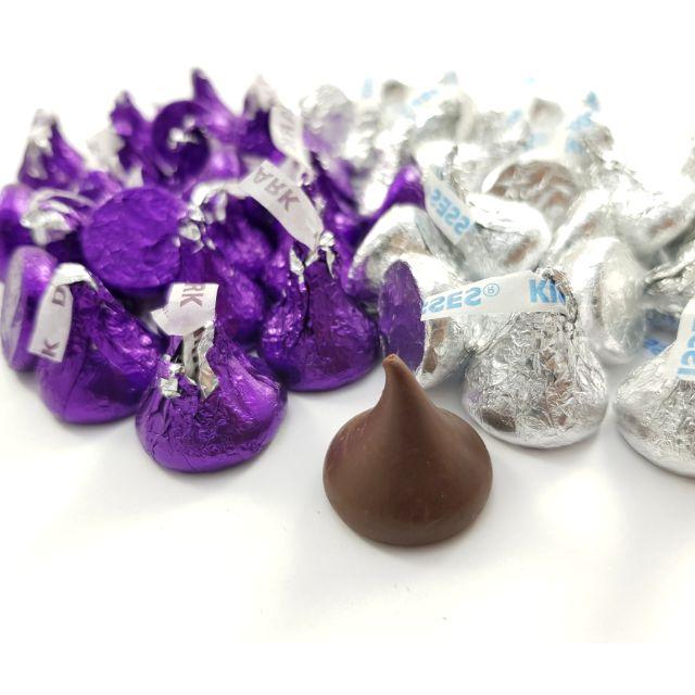 嘗甜頭 附發票 HERSHEY'S Kisses 水滴巧克力 牛奶巧克力 黑巧克力 白巧克力 包裝巧克力 進口巧克力
