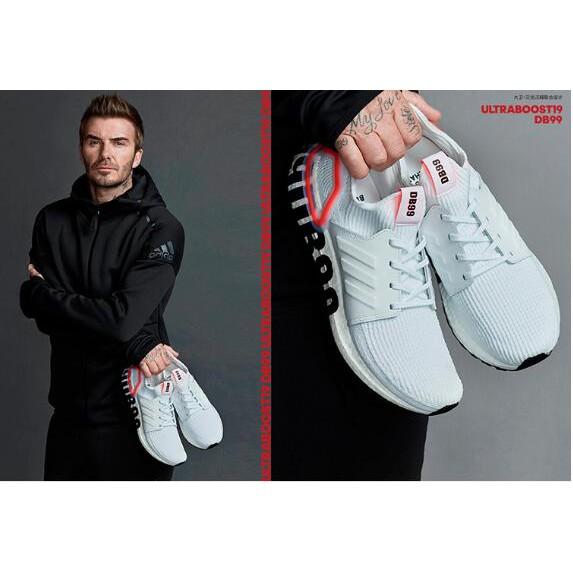美國正品代購  愛迪達 adidas UltraBOOST UB19 DB99貝克漢姆 聯名 男女 跑步鞋 FW1970