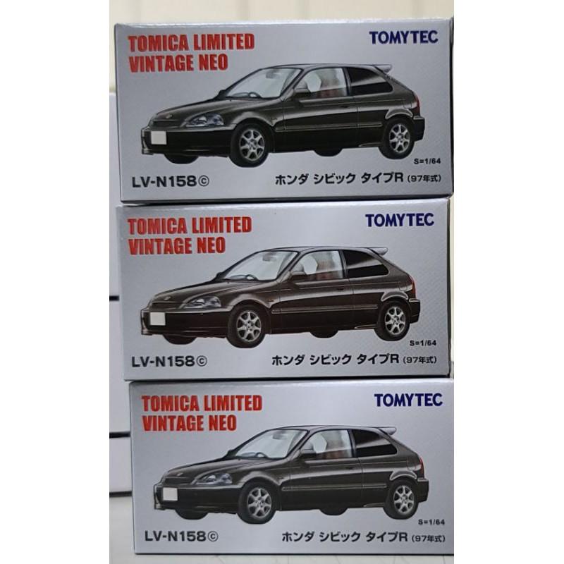 TOMYTEC TLV HONDA CIVIC TYPE R N158