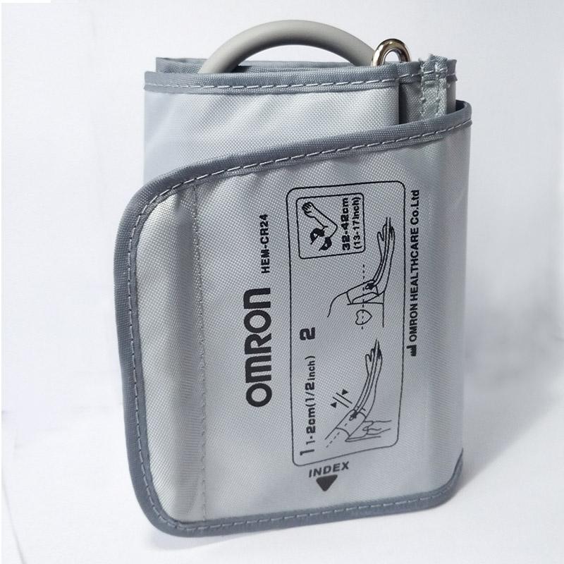 歐姆龍上臂式血壓計臂帶HEM-7200/7052 /8102A等胖子臂式袖帶配件