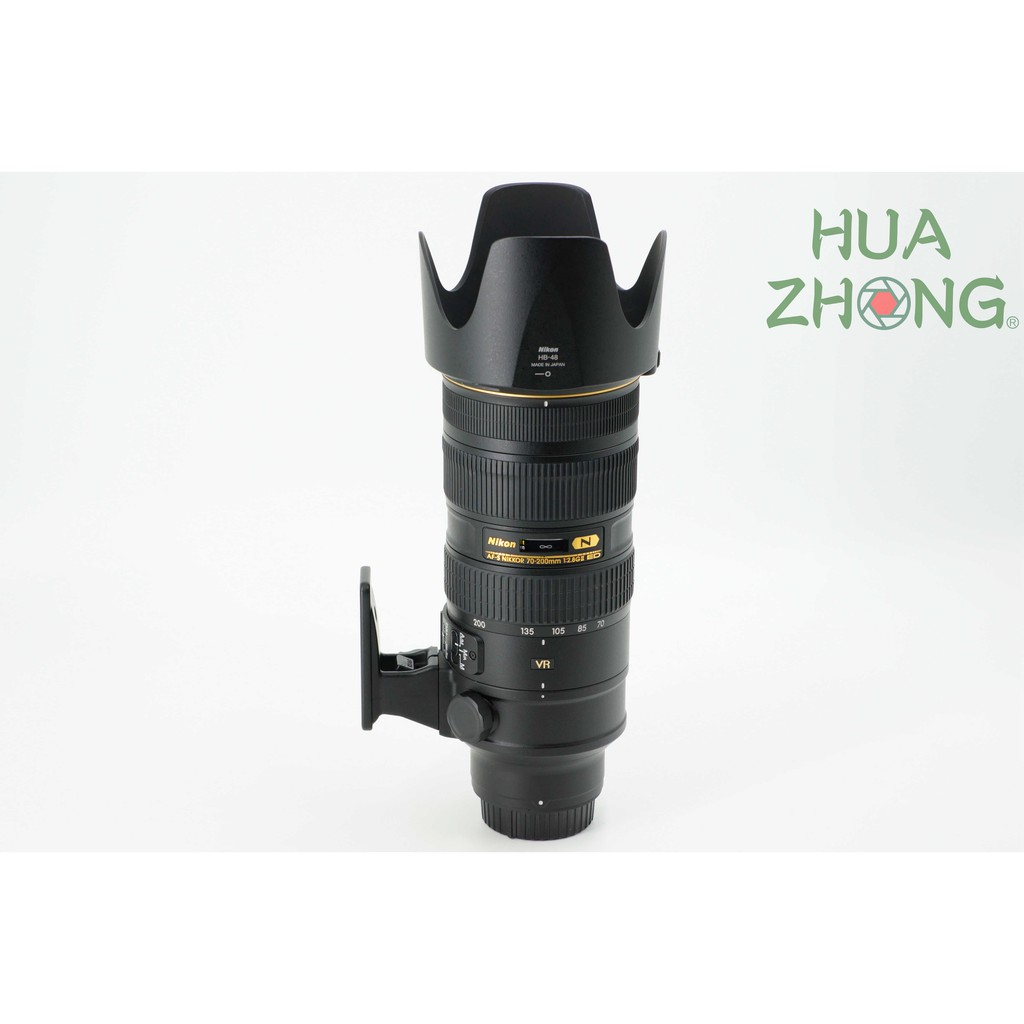 中古 Nikon AF-S 70-200 F2.8 G VRII 小黑六 (D4 D5 D850 D750)#00478