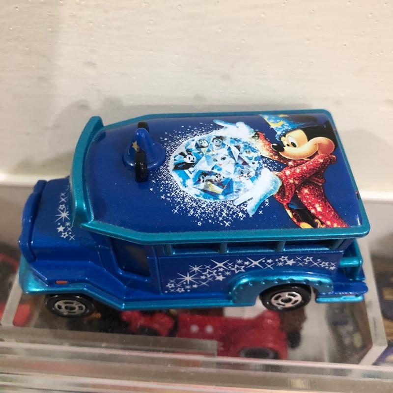 Tomica魔法米奇 D23 expo 日本限量 絕版小車