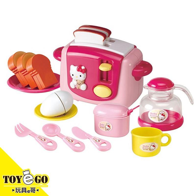 Hello Kitty 凱蒂貓 烤麵包機 玩具e哥 32018