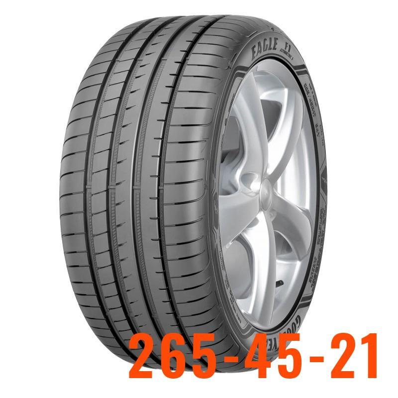 小李輪胎林口店  Goodyear固特異 265-45-21 (F1A3) F1 ASYMMETRIC 3 SUV