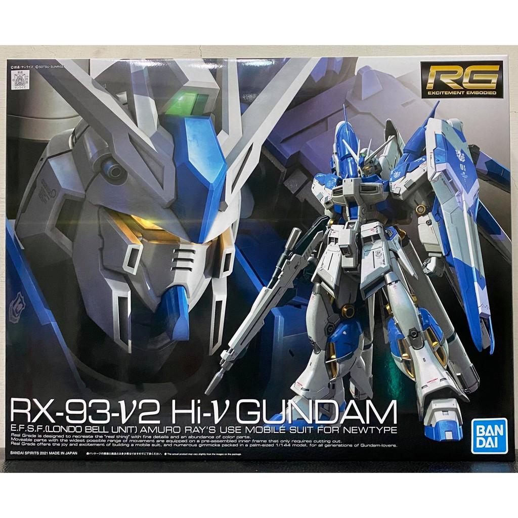 玩具購GO 預購 11月 組裝模型 萬代 RG #36 1/144 Hi-ν 鋼彈 海牛 Hi-Nu 機動戰士 再版