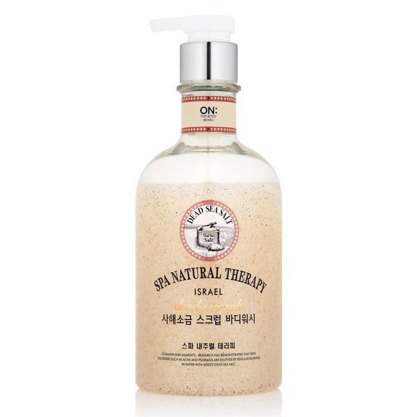 SPA沐浴經典以色列死海鹽600g【康是美】