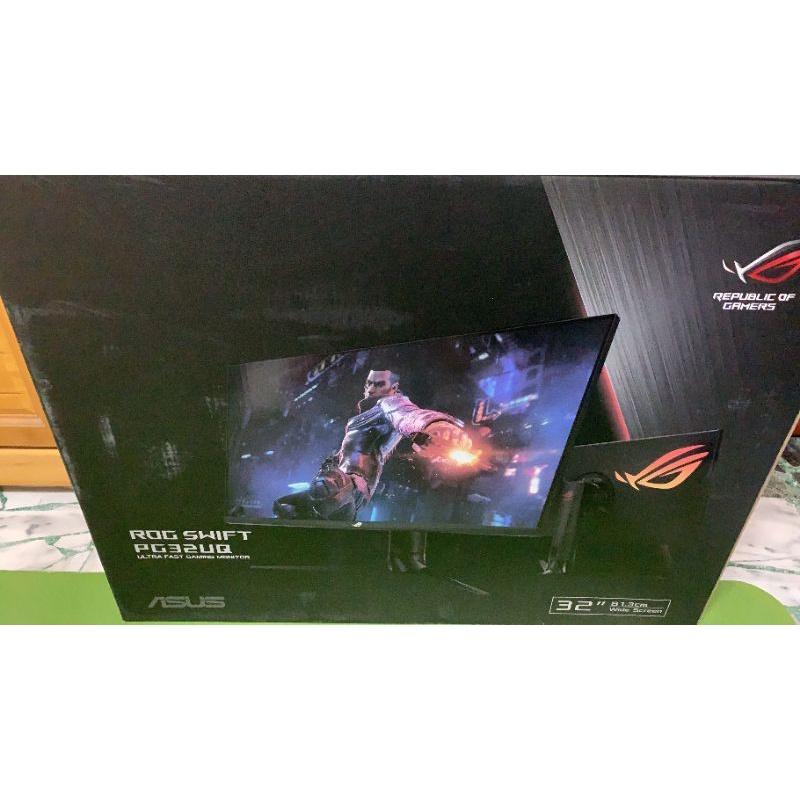 華碩 Asus ROG PG32UQ 32吋4K電競螢幕
