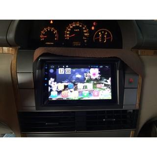 汽車音響 通用型主機 七吋 Android 安卓版 2DIN 觸控螢幕主機導航/ USB/ 電視/ 鏡頭/ GPS/ 藍芽