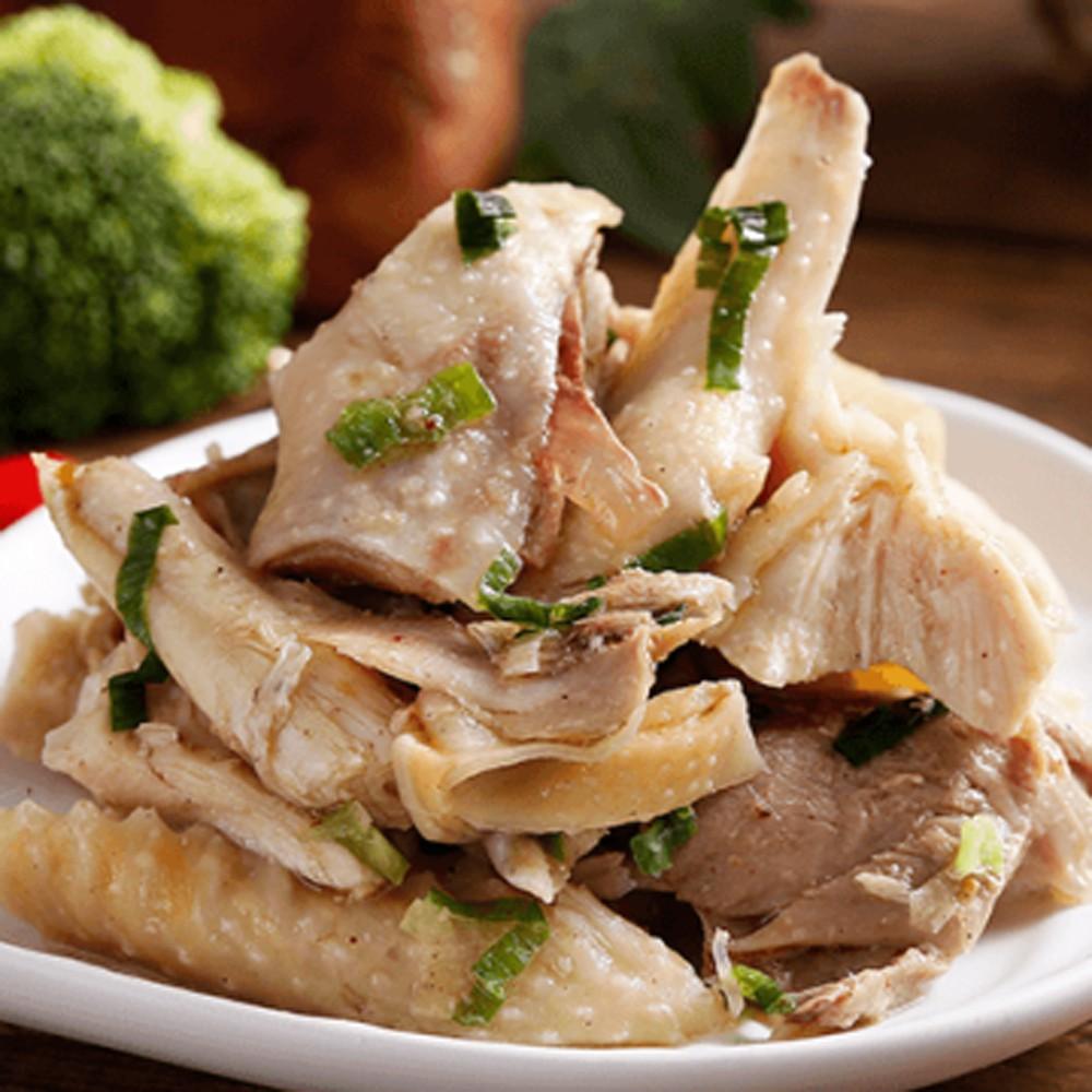 【泰凱食堂】淡水老街超人氣鹹水雞