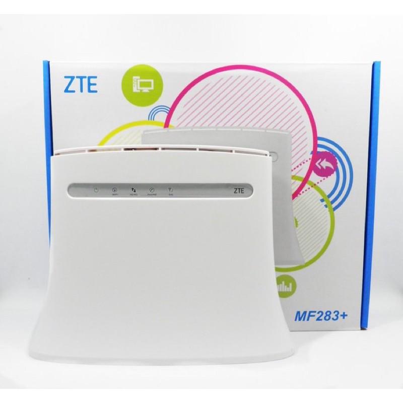 中興 ZTE MF283+ 4G上網分享器  wifi分享器 家用路由器 無線路由器 網卡路由器 mf283