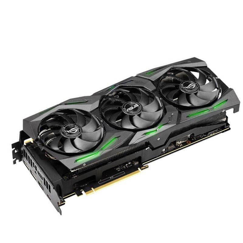 【現貨】全新 ROG-STRIX-RTX2080TI-O11G-GAMING 電競遊戲顯卡 MPZG電腦零組件