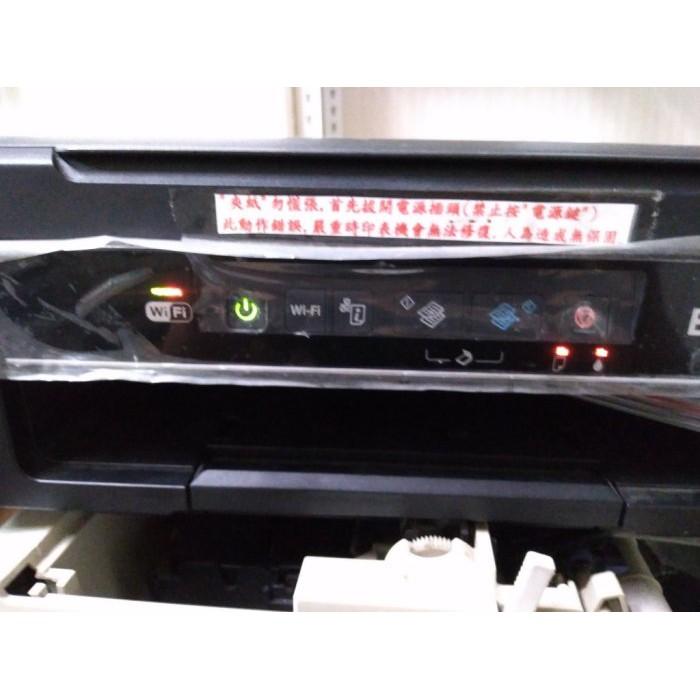『殺肉貨』NO.197 EPSON XP-225 噴墨印表機 WIFI/掃描/影印/列印 當零件機或自行做維修 1入免運