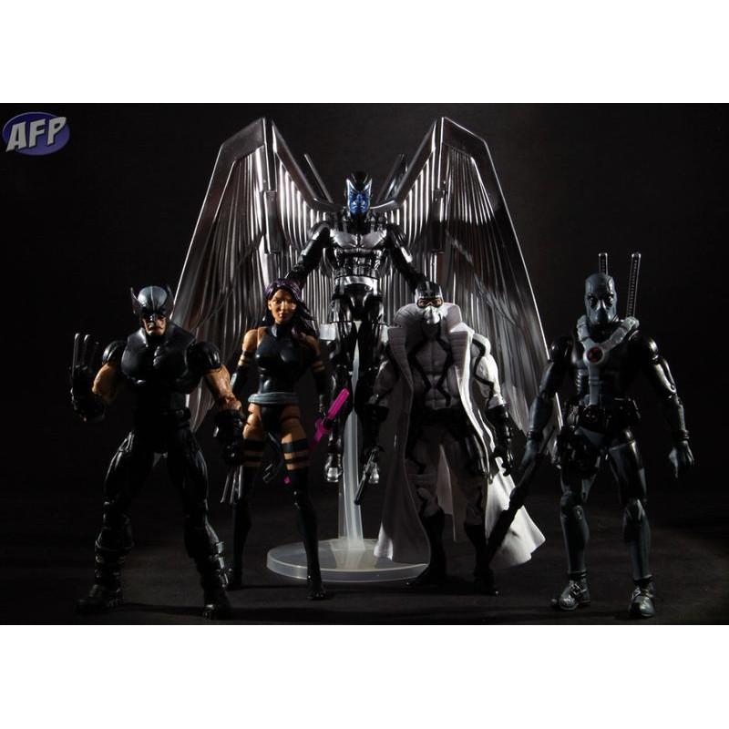 Marvel Legends Epic Heroes 灰死侍 X-force deadpool X戰警 X-men