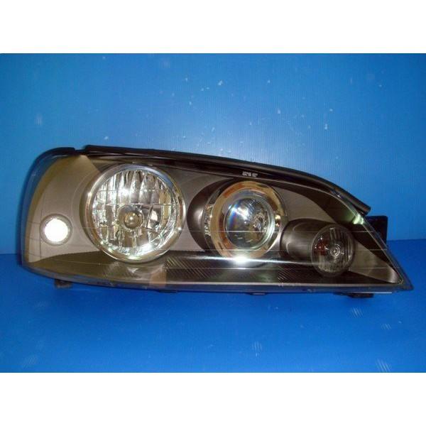 小亞車燈改裝*TIERRA RS大燈 +4光圈