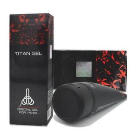 熱銷TITAN GEL 泰坦凝膠膏50ML 男士外用膏 按摩膏