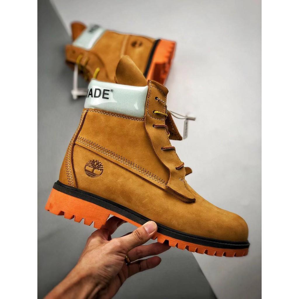 美國代購 Timberland x Readymade A246KM 聯乘限定 防水 工裝靴 天伯倫 高幫 登山鞋 緩震