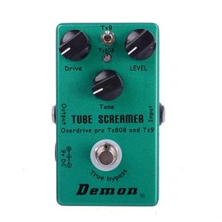 電商爆款 tube screamer 吉他效果器 過載效果器