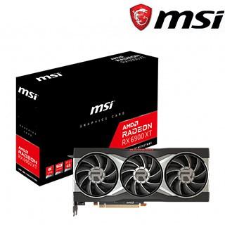 msi AMD 6900XT 公版 附發票 基本全新