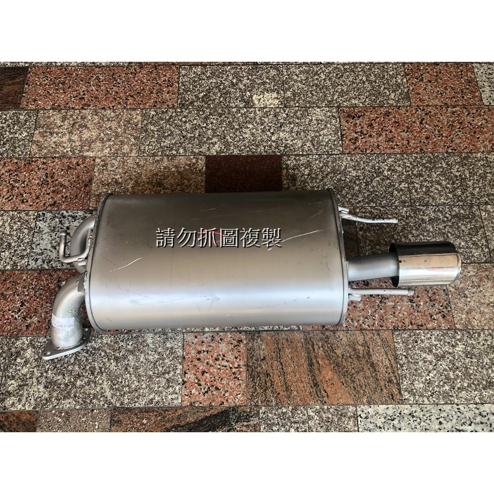 豐田 CAMRY 02-06 2.0 全新 原廠型 尾段 排氣管 消音器
