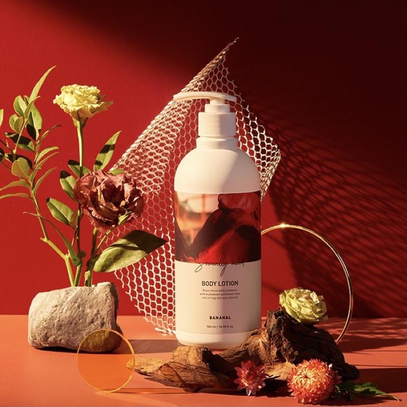 BANANAL 植物萃取香氛沐浴乳 紅絲絨木香 20ml分裝 現貨