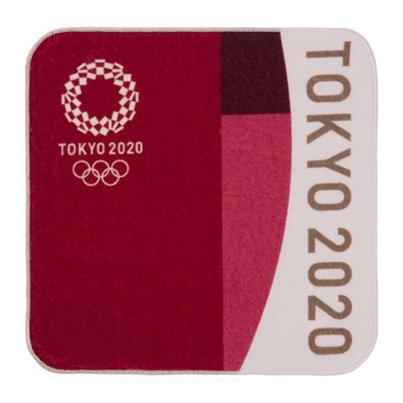 東京奧運紀念品 手帕 正貨[現貨]