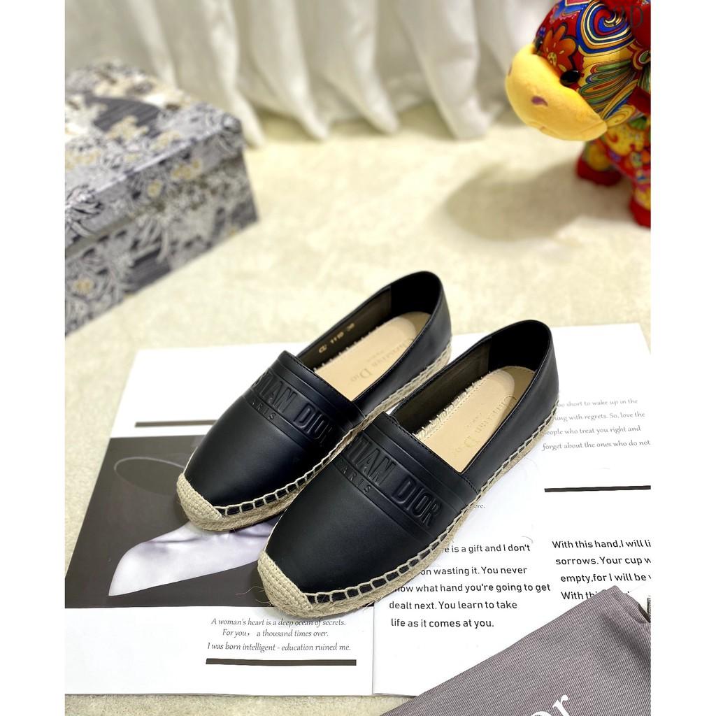 二手正品 Dior 迪奧 2021最新漁夫鞋 懶人鞋