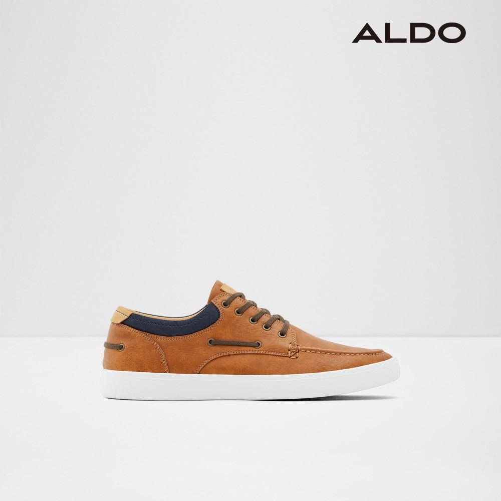 ALDO 拼色綁帶帆布鞋-男(2色可選)