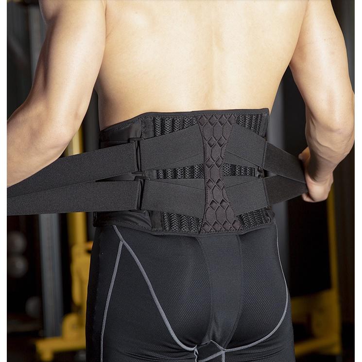 Dr. sport護腰 超透氣 工作護腰帶 腰部保護帶 護腰護具 束腰帶  非醫療用束腹帶腰部保護帶 護腰 護具  塑腰