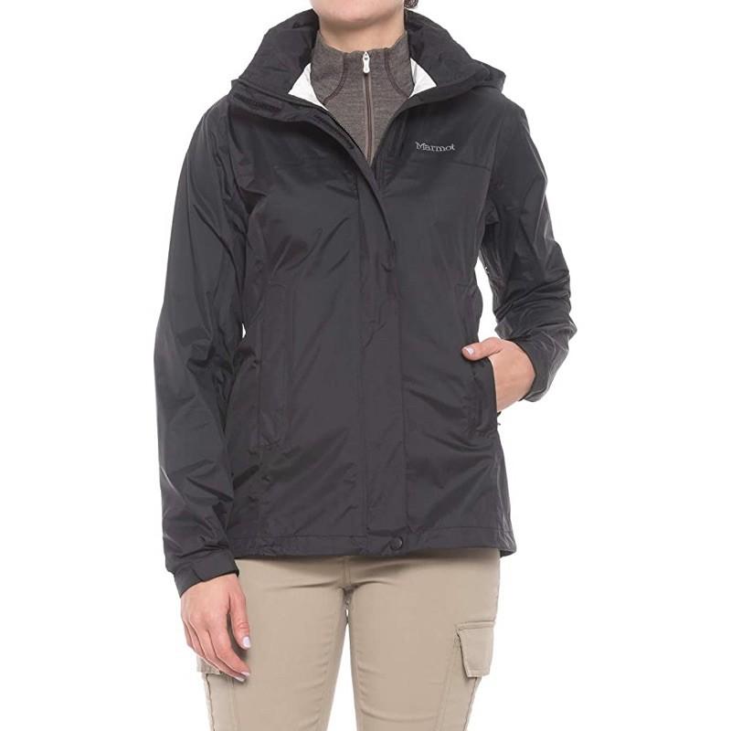 全新女生Marmot precip jacket - XS號 黑色