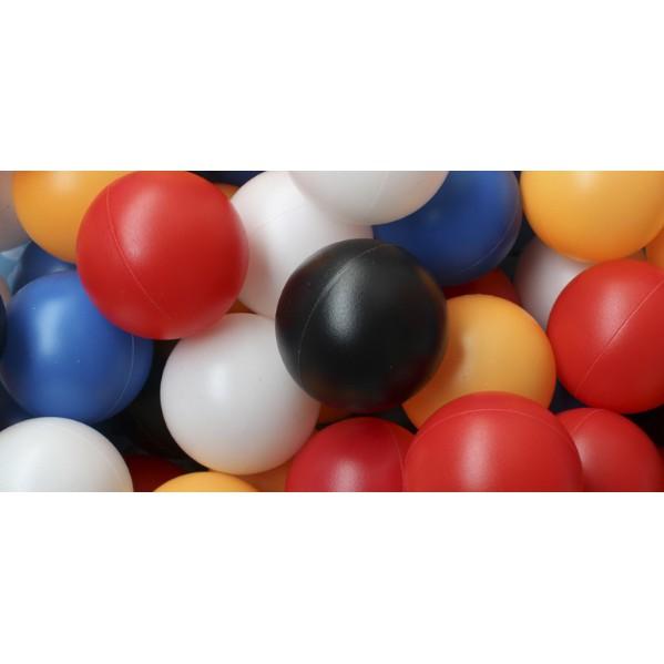 現貨 彩色 光面乒乓球/桌球_遊戲/抽獎用 100顆