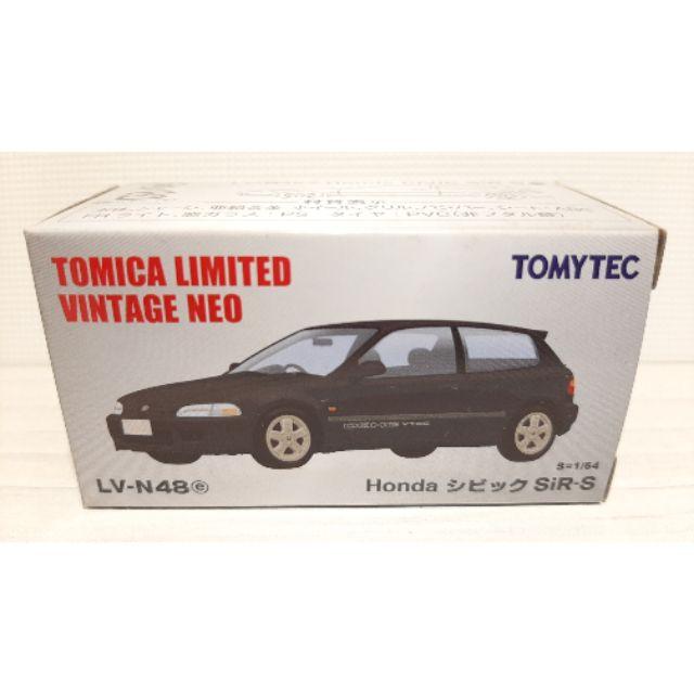 [當日膠盒出貨]Tomytec TLV LV-N48e Honda Civic eg6 喜美k6